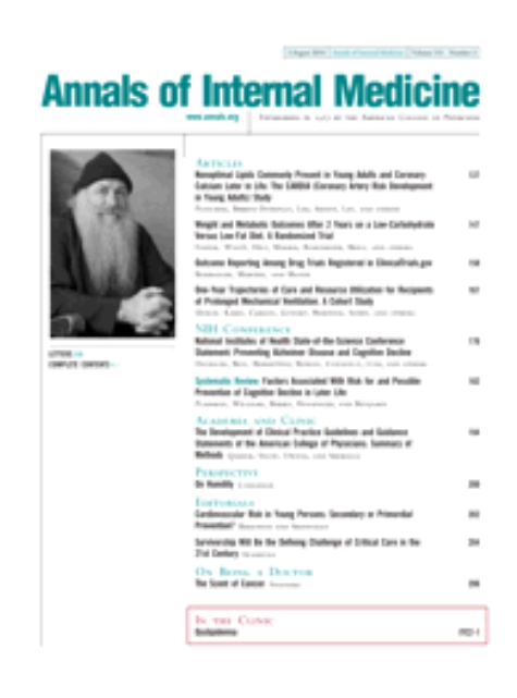 annals of internal medicine